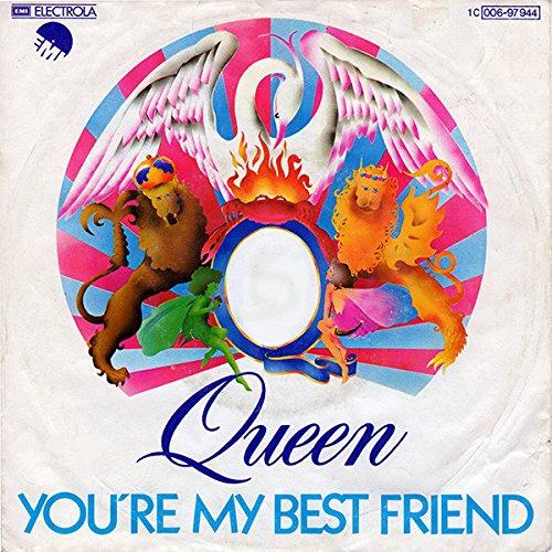 Queen - Queen - You're My Best Friend - EMI - 1C 066-97 944, EMI Electrola - 1C 066-97 944 - Amazon.com Music