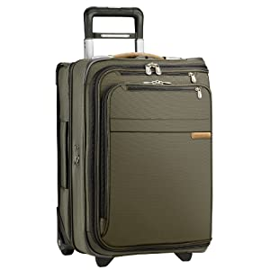 Briggs & Riley Baseline Luggage Carry-On Upright Garment Bag