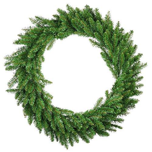 Northlight Unlit Eastern Pine Artificial Christmas Wreath, 48'
