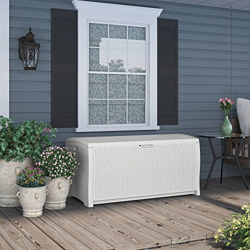 Suncast-DBW9200-Resin-Wicker-Deck-Box-99-Gallon