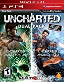 Sony UNCHARTED Greatest Hits Dual Pack, PS3 PlayStation 3 vídeo - Juego (PS3, PlayStation 3, Acción / Aventura, Modo multijugador, T (Teen))