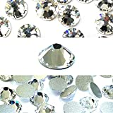 Swarovski - SS20 (5mm) Clear Crystal - Flatback - 144 pcs. (1 Gross) (Non-HotFix)