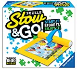 Ravensburger 17960 Puzzle Stow and Go, 1500 pieces, 46 X 26 inches