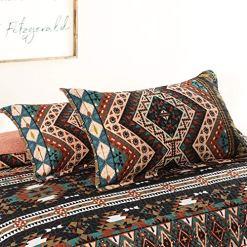 Boho Southwestern Design Quilt Set