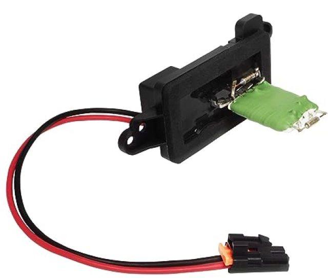ac blower motor resistor kit replacement with wire harness hvac fan blower  motor fan speed