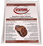 Product review for Durvet STAYONS Bran/Epsom Salt Poultice Hoof Wraps (2 Pack)