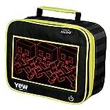 Igloo 81063 Block Skulls Kids Lunch Box, 9.5 x 4.75 x 7.5