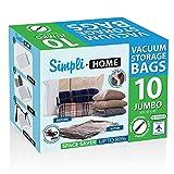 Vacuum Storage bags, Jumbo 10...