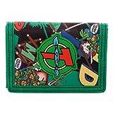 Teenage Mutant Ninja Turtle Wallet TMNT Gift - TMNT Accessories Teenage Mutant Ninja Turtles Gift TMNT Wallet