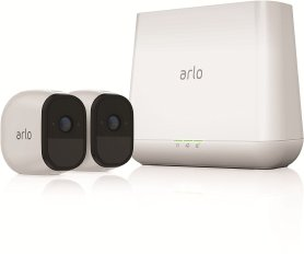 Le système Netgear Arlo Pro avec deux caméras