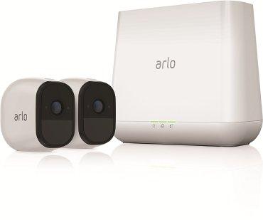 Pack de caméras de surveillance Arlo Pro, un des leaders en matière de surveillance vidéo