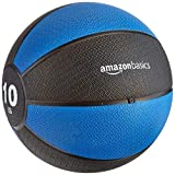 AmazonBasics Medicine Ball, 10-Pounds (Renewed)