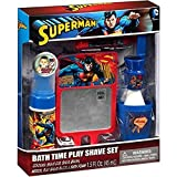 UPD Superman Bath Time Play Shave Set, Multi/Color