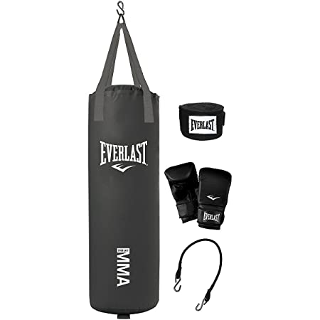 Everlast-Traditional-Heavy-Bag-kit-Reviews
