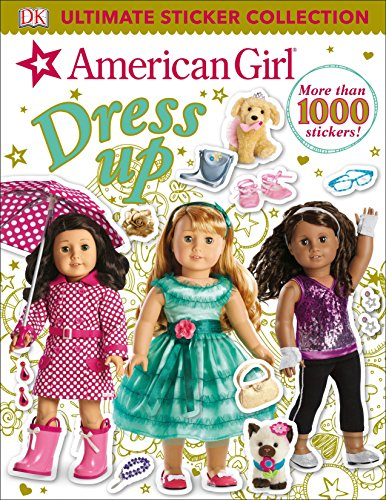American Girl Dress-Up Ultimate Sticker Collection - LOW PRICE!