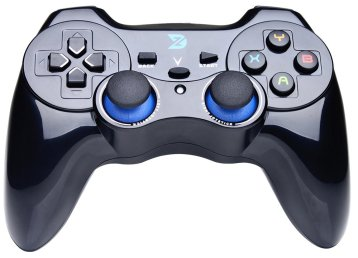 ZD V 2.4Ghz Wireless Controller for PC(Windows XP/7/8/8.1/10) & Playstation 3 & Android&Steam - Not Support The Xbox 360/One (V208)
