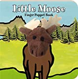 Little Moose: Finger Puppet Book (Finger Puppet Boardbooks)