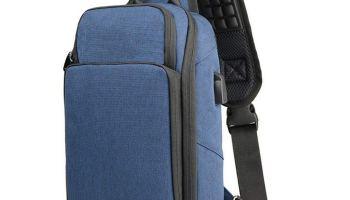 013760dbbc39 Mesonoda Sling Bag Crossbody Backpack Travel Shoulder Chest Daypack ...