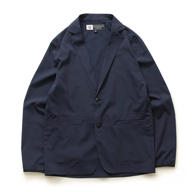 CHARI&CO FORMAL PACKABLE JKT (チャリ アンド コー フォーマル ポケッタブル ジャケット)