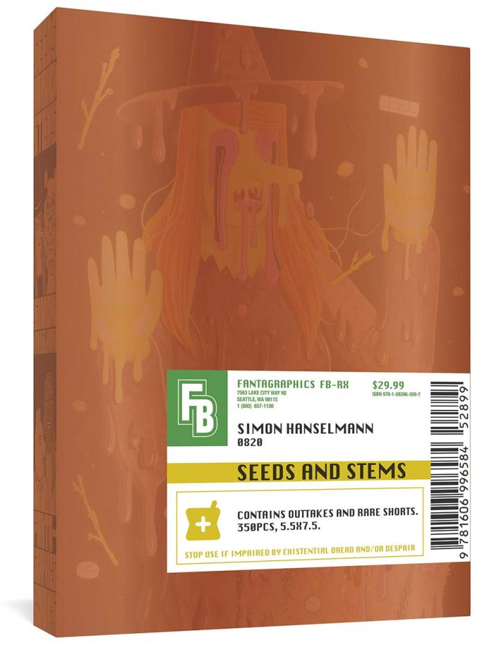 Seeds and Stems: Amazon.co.uk: Simon Hanselmann: 9781683963097: Books