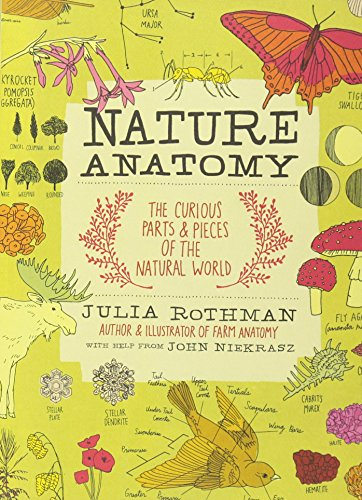 Nature Anatomy: The Curious Parts and Pieces of the Natural World (Julia Rothman)