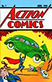 Action Comics #1 Loot Crate January 2017 Edition (Reprints All 64 Pages 1938 First Appearance of Superman)