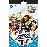 DC Super Hero Girls Reward Stickers 295 ct