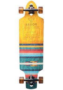 Arbor Zeppeling flagship longboard