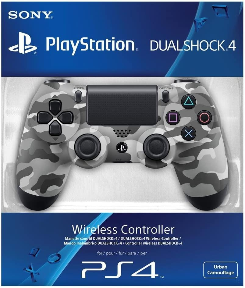 Manette Playstation 4 - Dualshock 4 Urban Camouflage