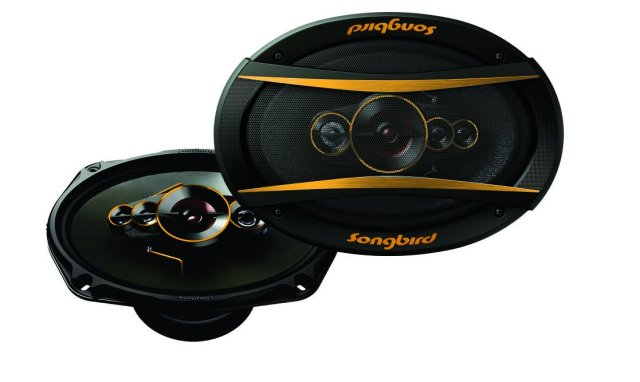 Songbird car speakers in india
