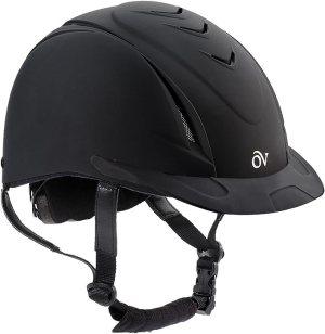 Ovation Girls' Schooler Deluxe Riding Helmet – 467566Pur