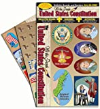 Gallopade Publishing Group Educational We The People - The U.S. Constitution All-in-One Bulletin Board Set (9780635063823)
