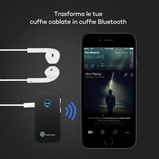 convertire in Bluetooth le cuffie con cavo