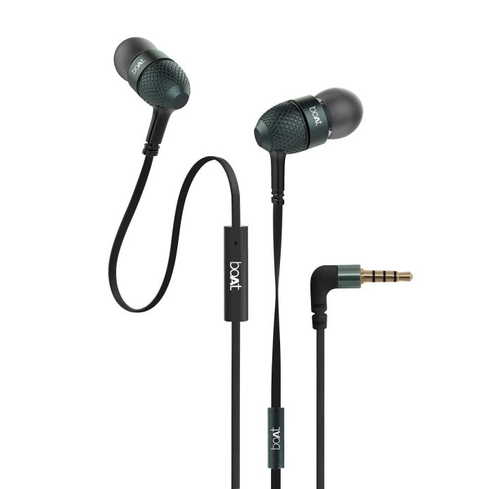 boAt Bassheads 225 in Ear Wired Earphones with Mic: Amazon.in: Electronics