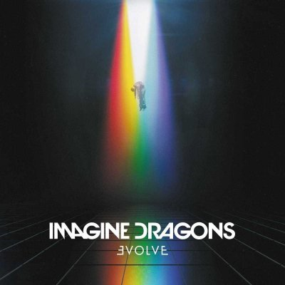 Image result for Imagine Dragons - Evolve