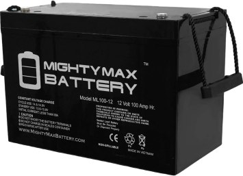 Best 12v Deep Cycle Battery