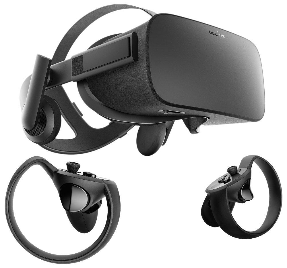 Pack Oculus Rift + Touch + 2 capteurs