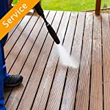 Deck Cleaning - Up to 100 Square Feet