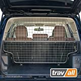 Travall Guard Compatible with Toyota 4Runner (2009-Current) TDG1576 - Rattle-Free Steel Pet Barrier