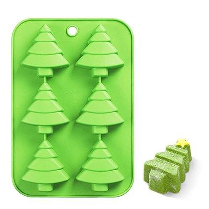 Silicone Christmas Tree Mold