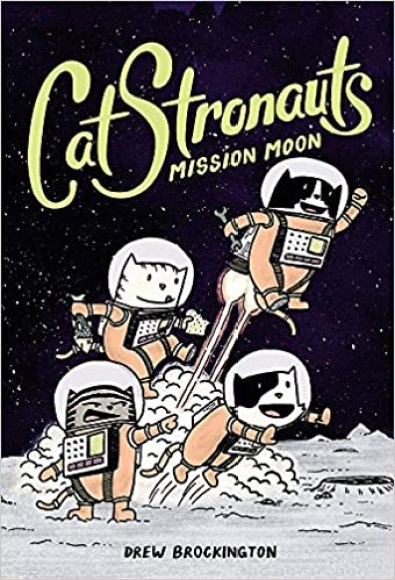 Image result for catstronauts mission moon