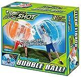 Zuru X-Shot Super Durable Human 4' Bubble Ball - Orange