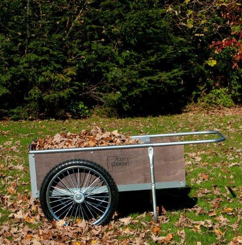 M20S Mid-size Yard/Garden Cart w/semi-pneumatic wheels