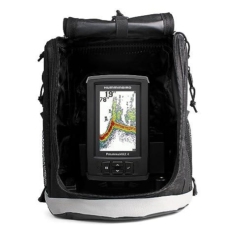 Humminbird 410170-1 PIRANHAMAX 4.3 PT Fish Finder with Dual Frequency Portable Sonar