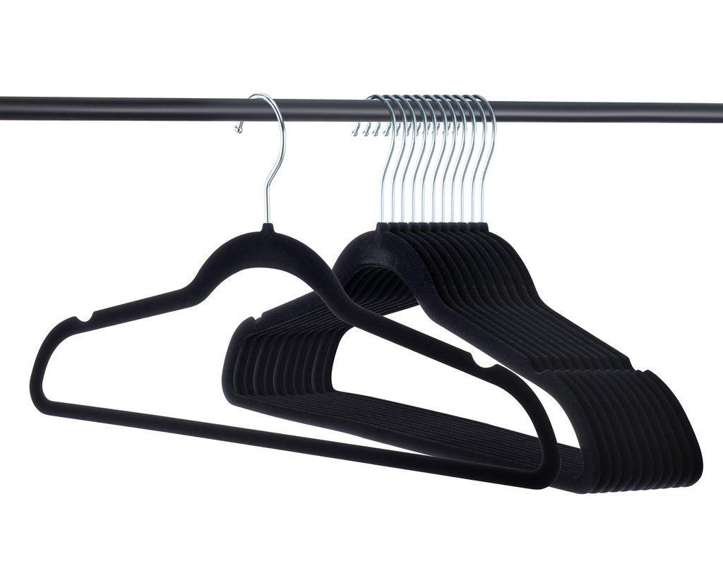Ganchos para colgar la ropa negrohttps://amzn.to/2UuoenD