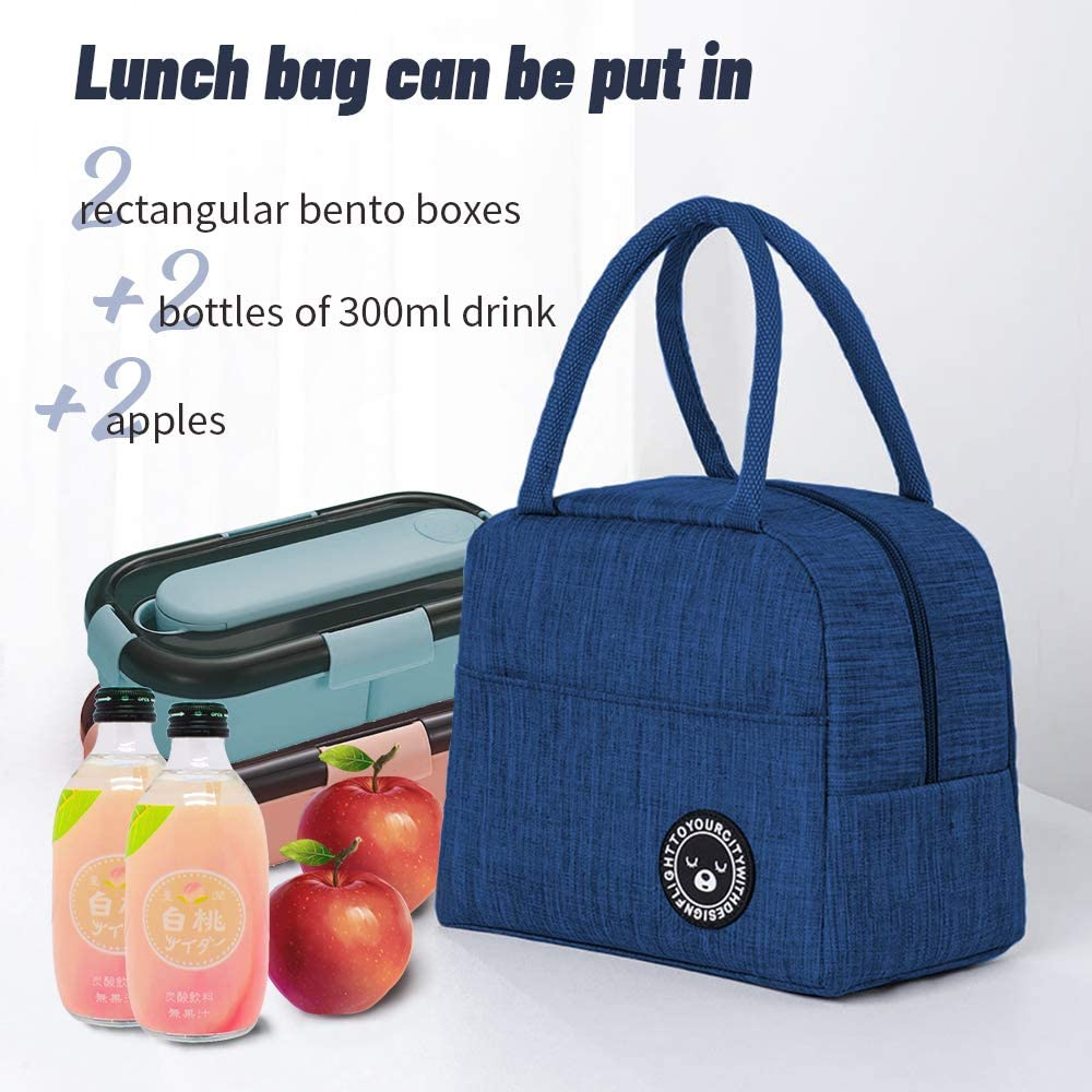 Meilleure Sac lunch isotherme repas