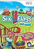 Six Flags Fun Park - Nintendo Wii