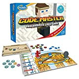 ThinkFun Code Master Programming Logic Game and STEM Toy for Boys and Girls Age 8 and Up - Teaches Programming Skills Through Fun Gameplay