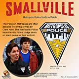 Metropolis Police Department Patch Smallville