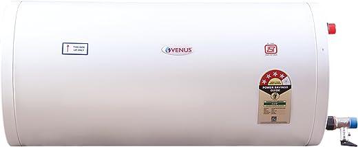 Venus Slim 15HS 15-Litre Storage Water Heater (White,BEE Star Rating - 3 Stars)